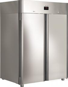 Холодильные шкафы из нержавеющей стали CВ114-Gm