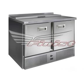 Холодильный стол для салатов СХСнсп-700-2