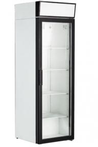 Холодильные шкафы со стеклянными дверьми DM104c-Bravo