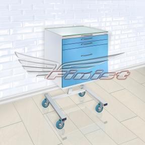 Стол-тумба СТП передвижной