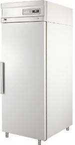 Холодильный шкаф с металлическими дверьми CM107-S