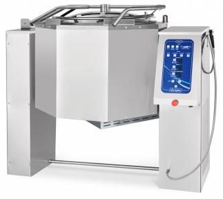 Котел пищеварочный электрический с функциями опрокидывания КПЭМ-200-ОМ2