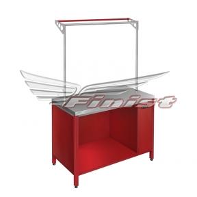 Рыночный холодильный стол РХСо