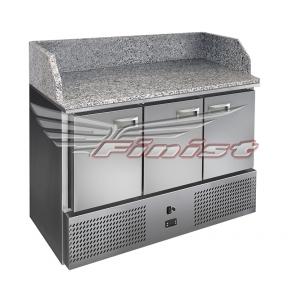 Стол холодильный для пиццы СХСпцб-700-3