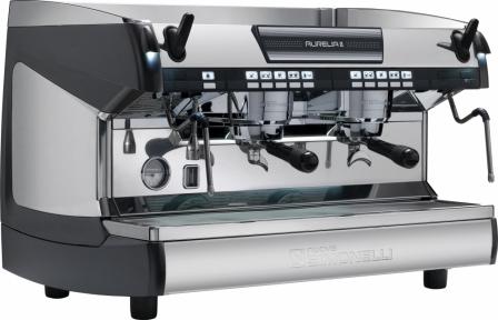Кофемашина-автомат Aurelia II 2 Gr V (высокие группы) + LED