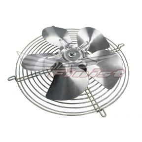 Вспомогательный (подающий) вентилятор