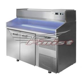 Стол холодильный для пиццы СХСпцб-700-2