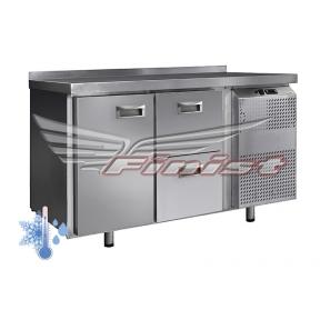 Универсальный холодильный стол УХС-700-1/2