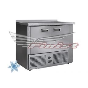 Низкотемпературный холодильный стол НХСн-700-2