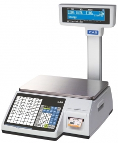 Весы торговые CAS CL3000-6P TCP-IP