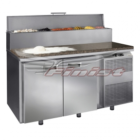 Стол холодильный для пиццы СХСнпцг-700-2