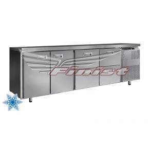 Низкотемпературный холодильный стол НХС-600-2/4
