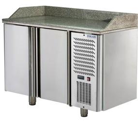 Стол холодильный для пиццы TM2GNpizza-G