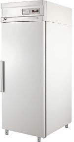 Холодильный шкаф с металлическими дверьми CB105-S