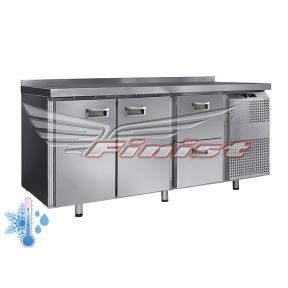 Универсальный холодильный стол УХС-600-2/2