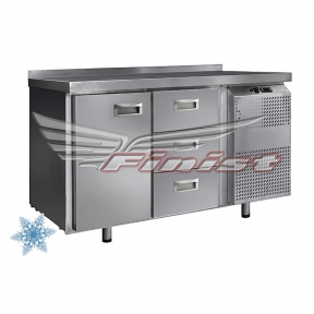 Низкотемпературный холодильный стол НХС-700-1/3