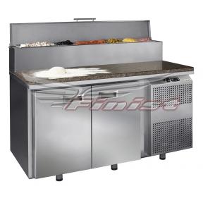 Стол холодильный для пиццы СХСнпцг-700-3