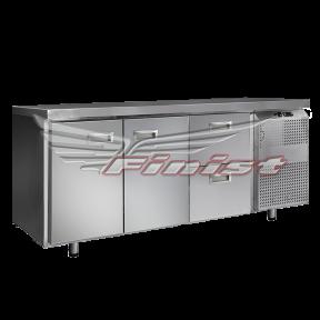 Стол холодильный СХС-700-2/2 (с гастро.)