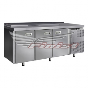 Холодильный стол для салатов СХСс-700-3