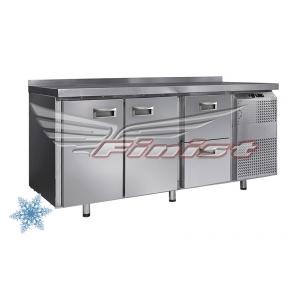 Низкотемпературный холодильный стол НХС-600-2/2