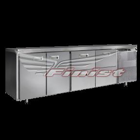 Стол холодильный СХС-600-2/4