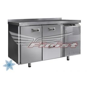 Низкотемпературный холодильный стол НХС-700-1/2