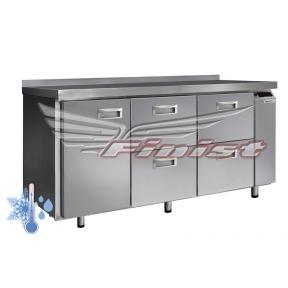 Универсальный холодильный стол УХС-600-1/4