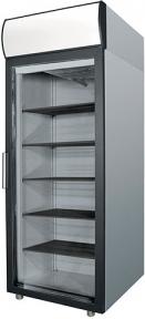Холодильные шкафы Grande со стеклянными дверьми DM107-G