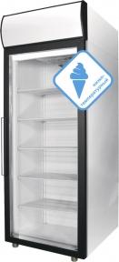 Морозильный шкаф со стеклянной дверью DB105-S