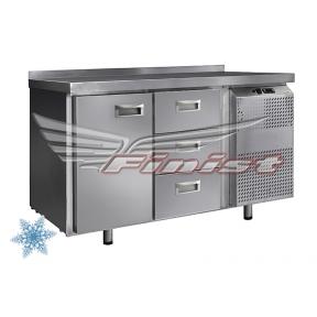 Низкотемпературный холодильный стол НХС-600-1/3