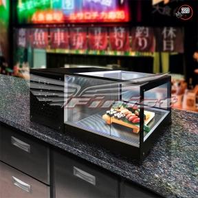 Холодильная настольная витрина для суши JANET