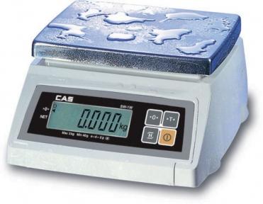 Весы порционные CAS серии SW-W