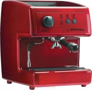 Кофемашина Oscar 1Gr red