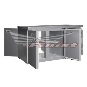 Сквозной холодильный стол СХС-700-3