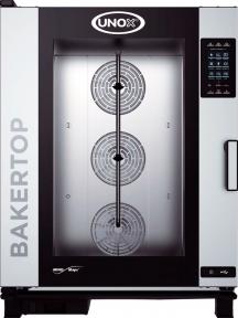 Пекарский шкаф газовый UNOX XEBC‑10EU‑GPR