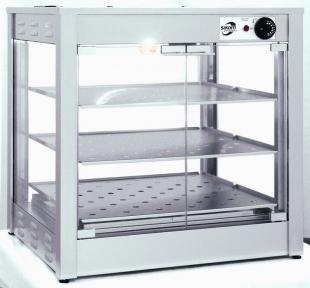 Тепловая витрина на 16 кур электрическая ВН-4.3