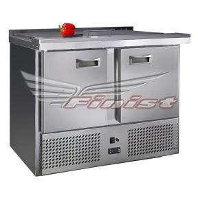 Холодильный стол для салатов СХСнс-700-2