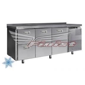 Низкотемпературный холодильный стол НХС-600-0/6