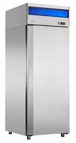 Шкаф холодильный среднетемпературный ШХс-0,7-01 нерж.