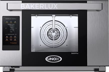 Пекарский шкаф UNOX XEFT‑03HS‑ETDV