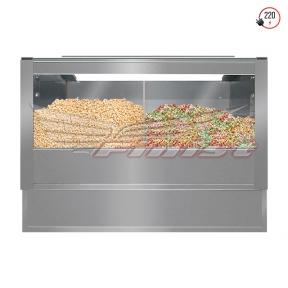 Тепловая витрина для попкорна