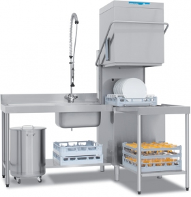 Посудомоечная машина купольного типа NIAGARA 381
