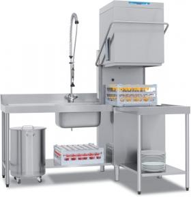 Посудомоечная машина купольного RIVER382