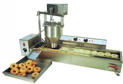 Пончиковый автомат ПРФ-11/900