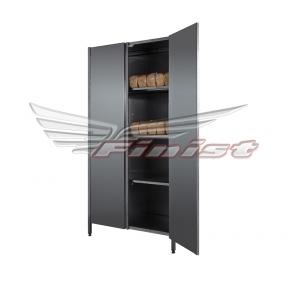 Шкаф для хранения хлеба (нерж. сталь)