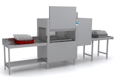 Посудомоечная машина конвейерного типа Niagara 411.1 T101EBDW