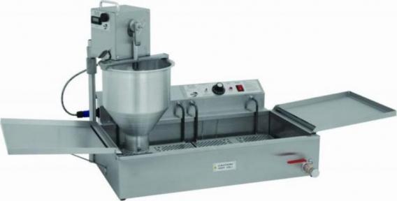 Пончиковый аппарат с автоматическим приводом ПРФ-11/300А