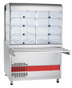 Прилавок-витрина холодильный ПВВ(Н)-70КМ-С-02-НШ