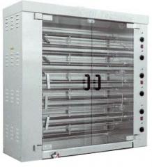 Гриль однорядный электрический МК-10.61Э